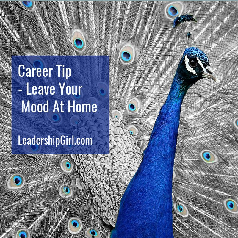 Career Tip – Leave Your Mood At Home