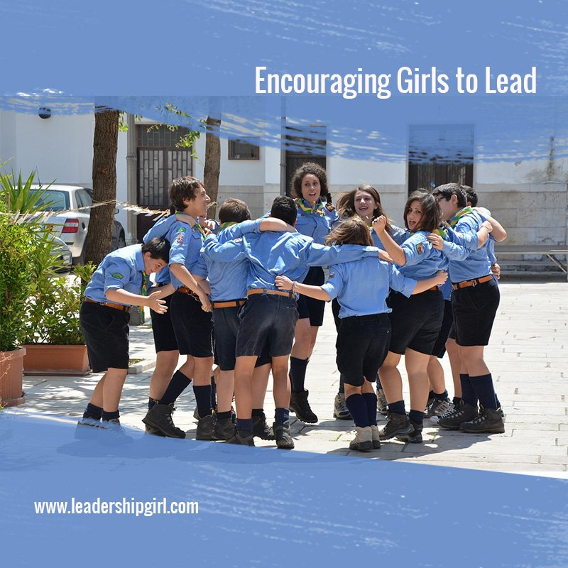 Encouraging Girls to Lead