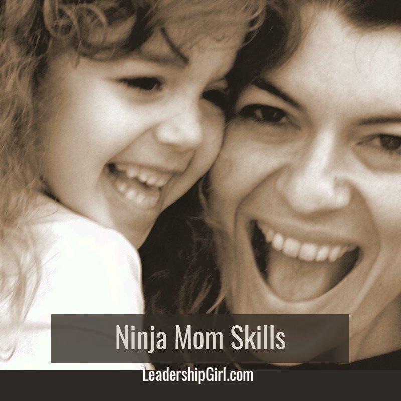 Ninja Mom Skills