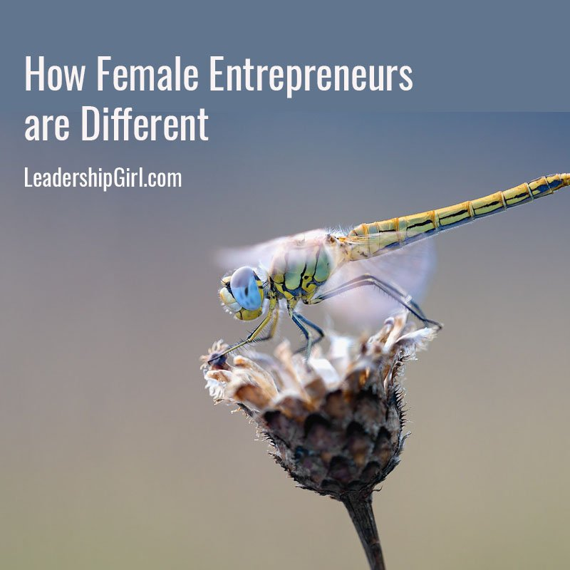 How Female Entrepreneurs are Different