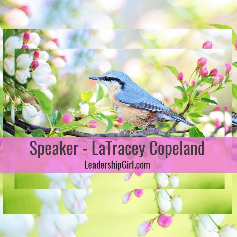 Speaker – LaTracey Copeland