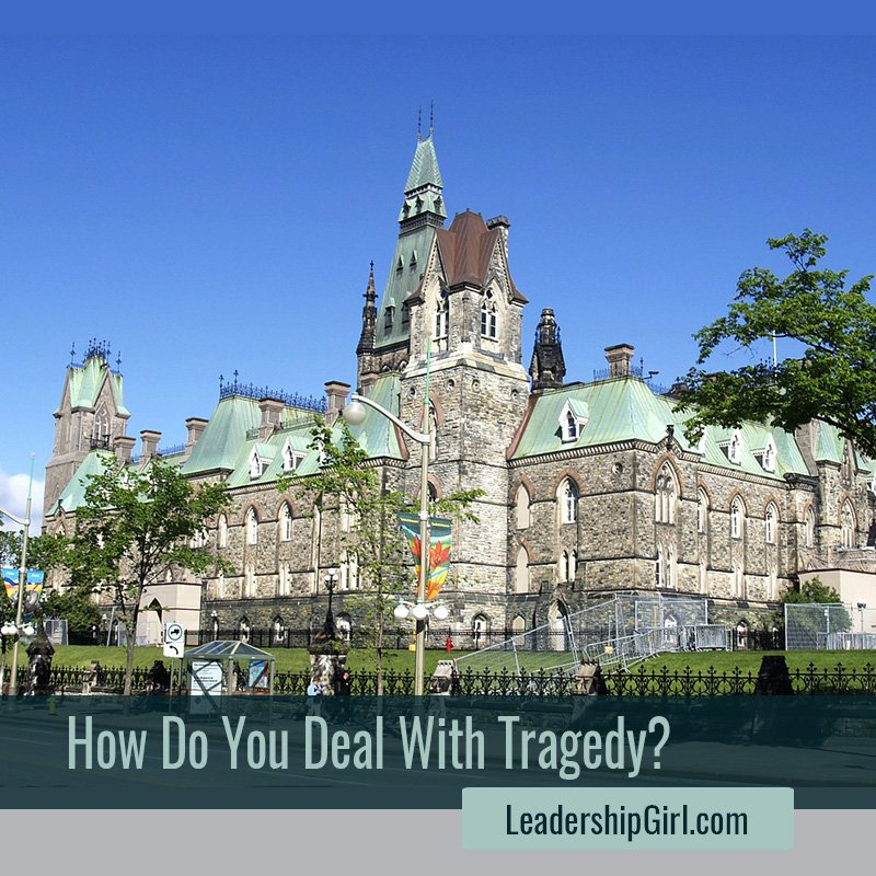 How Do You Deal With Tragedy?