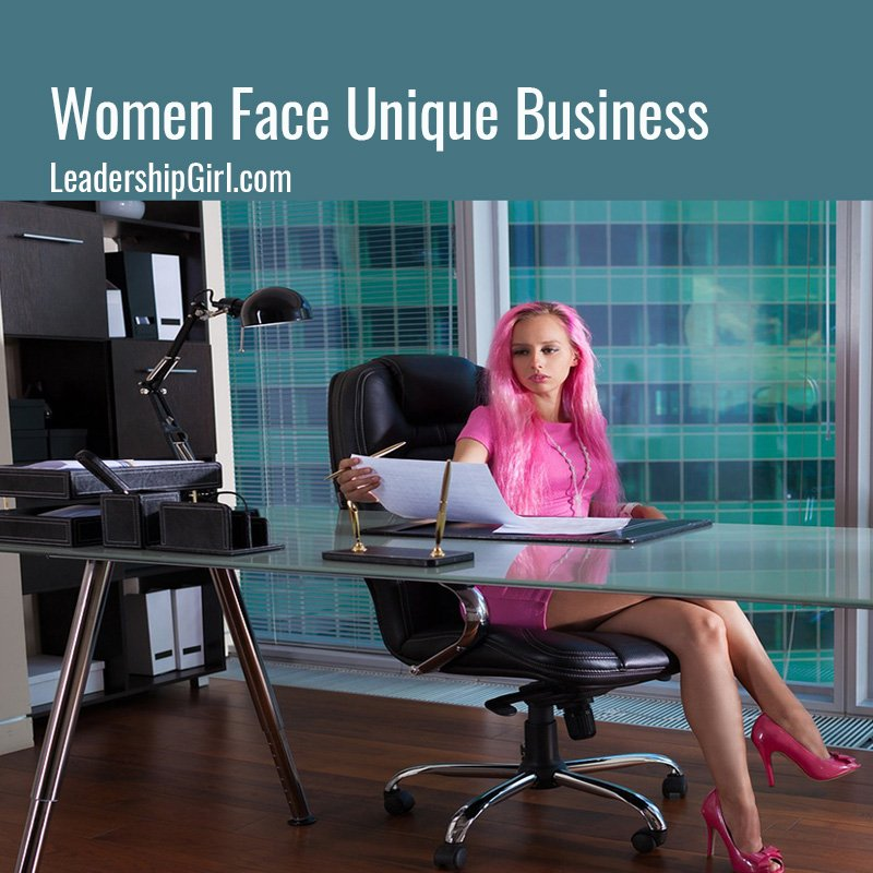 Women Face Unique Business Challenges