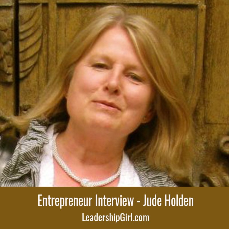 Entrepreneur Interview – Jude Holden