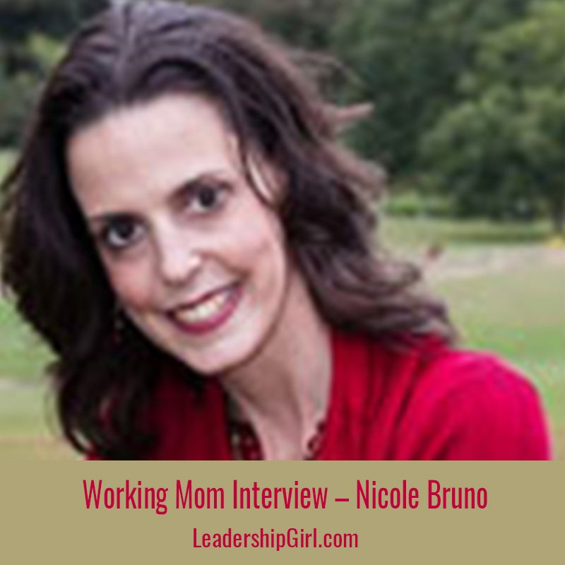 """Working Mom Interview - Nicole Bruno"" Nicole Bruno"