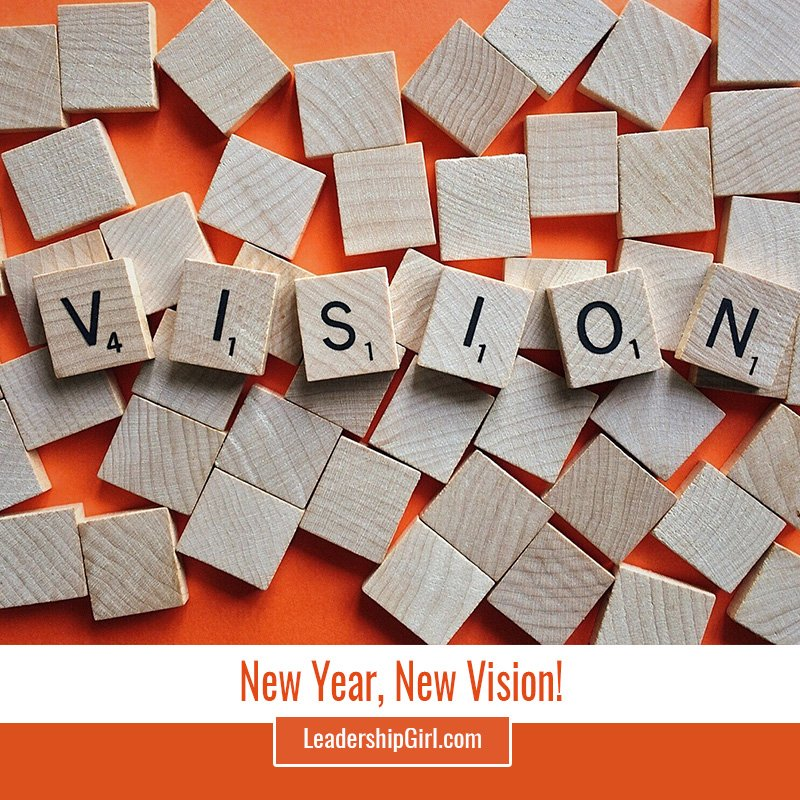 New Year, New Vision!