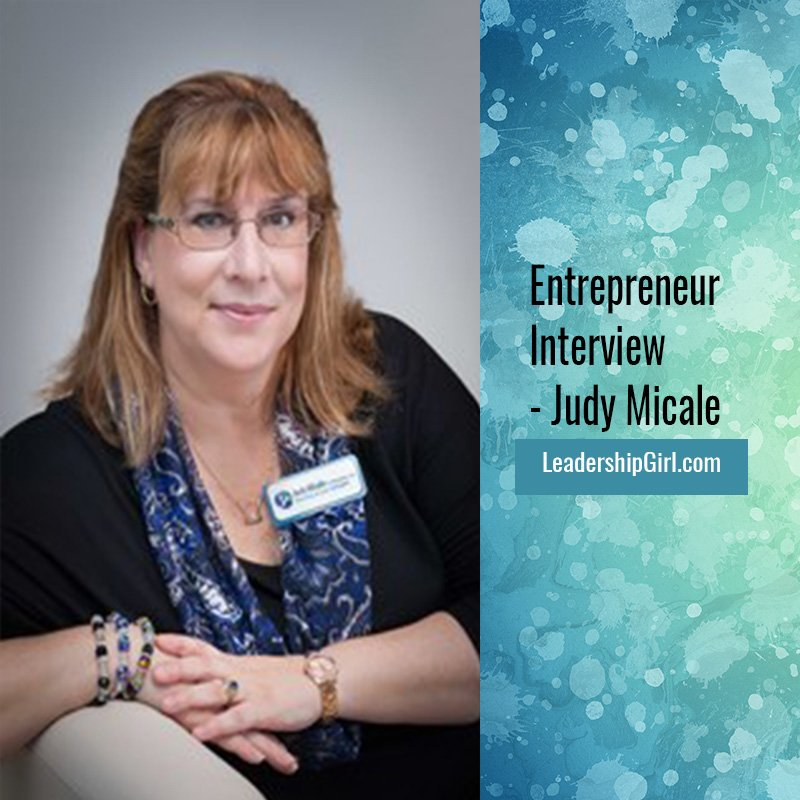 Entrepreneur Interview – Judy Micale