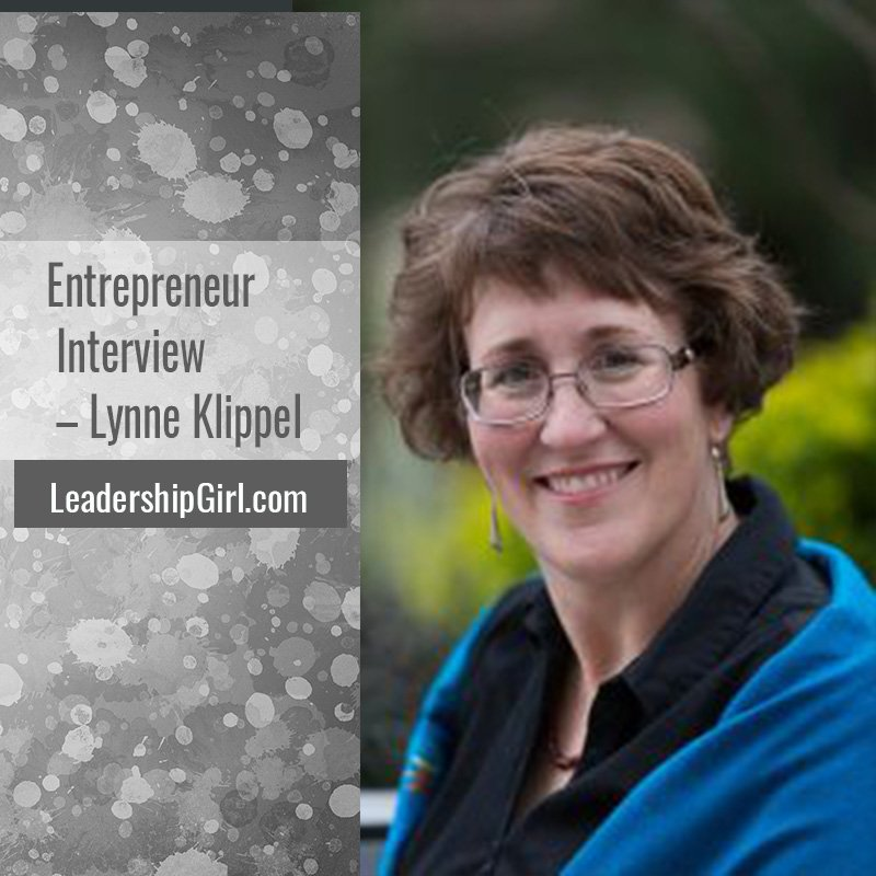 """""""Entrepreneur Interview - Lynne Klippel"""" Lynne Klippel"""