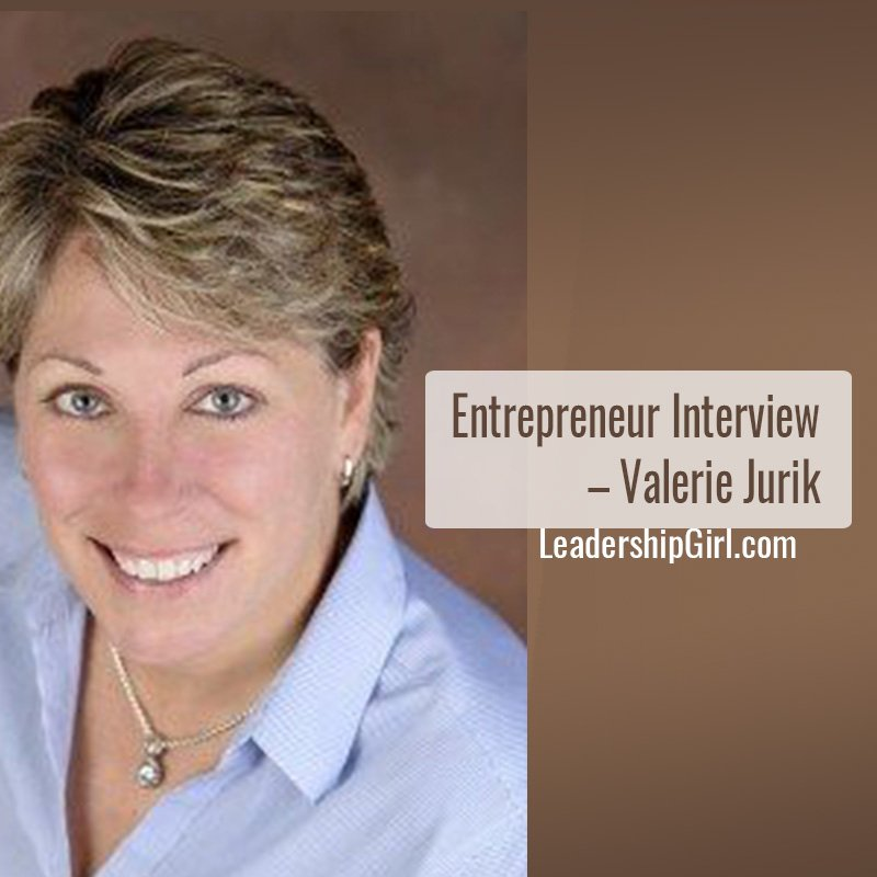 Entrepreneur Interview – Valerie Jurik