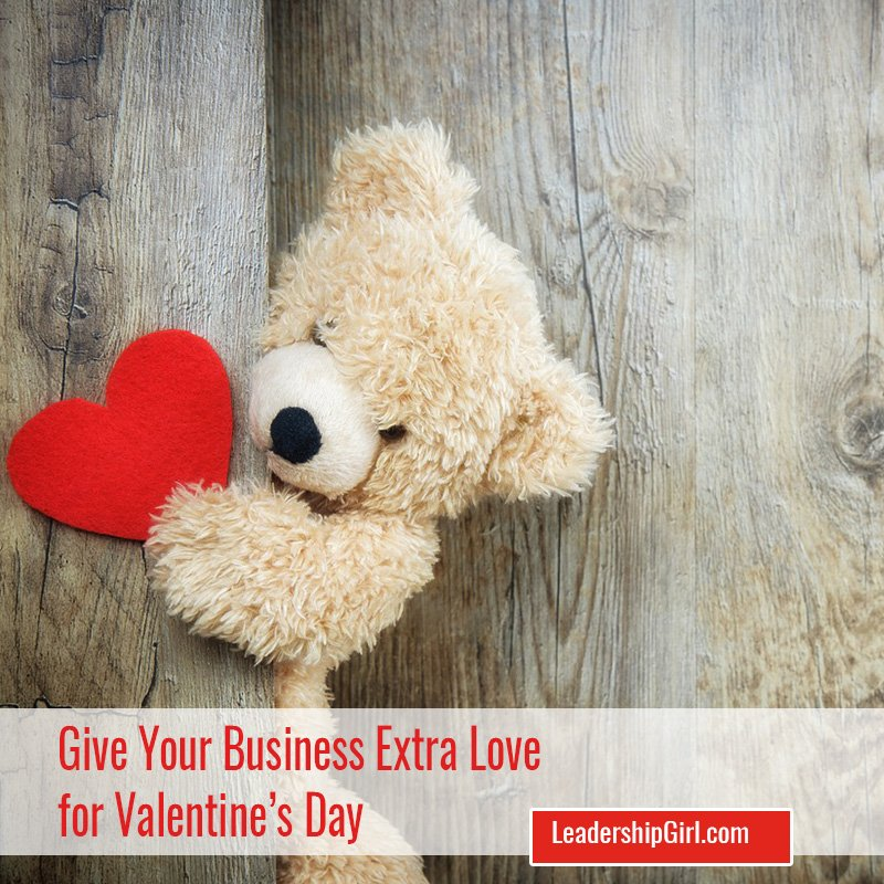 Give Your Business Extra Love for Valentine's Day
