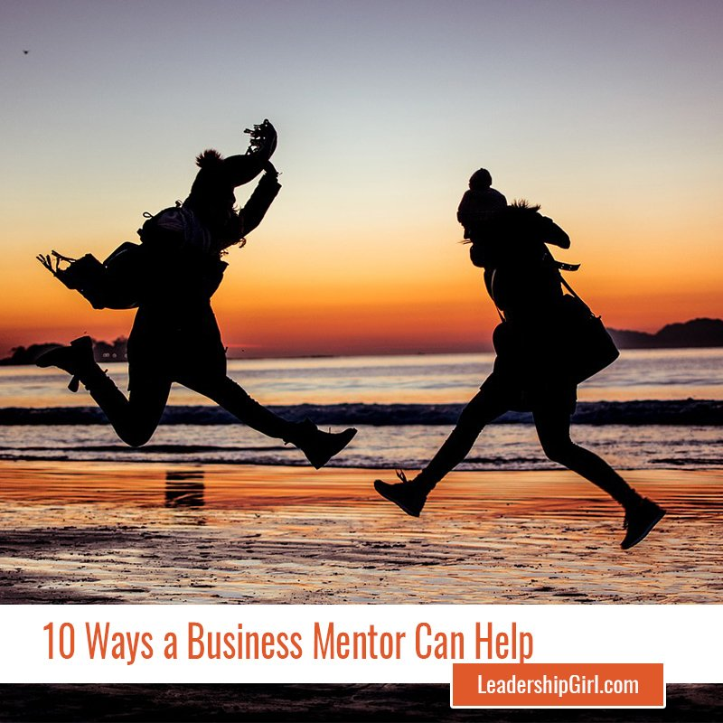 10 Ways a Business Mentor Can Help