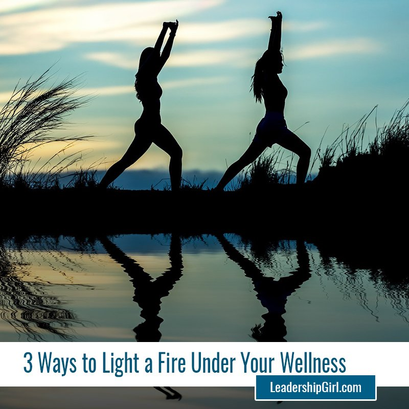 3 Ways to Light a Fire Under Your Wellness Business