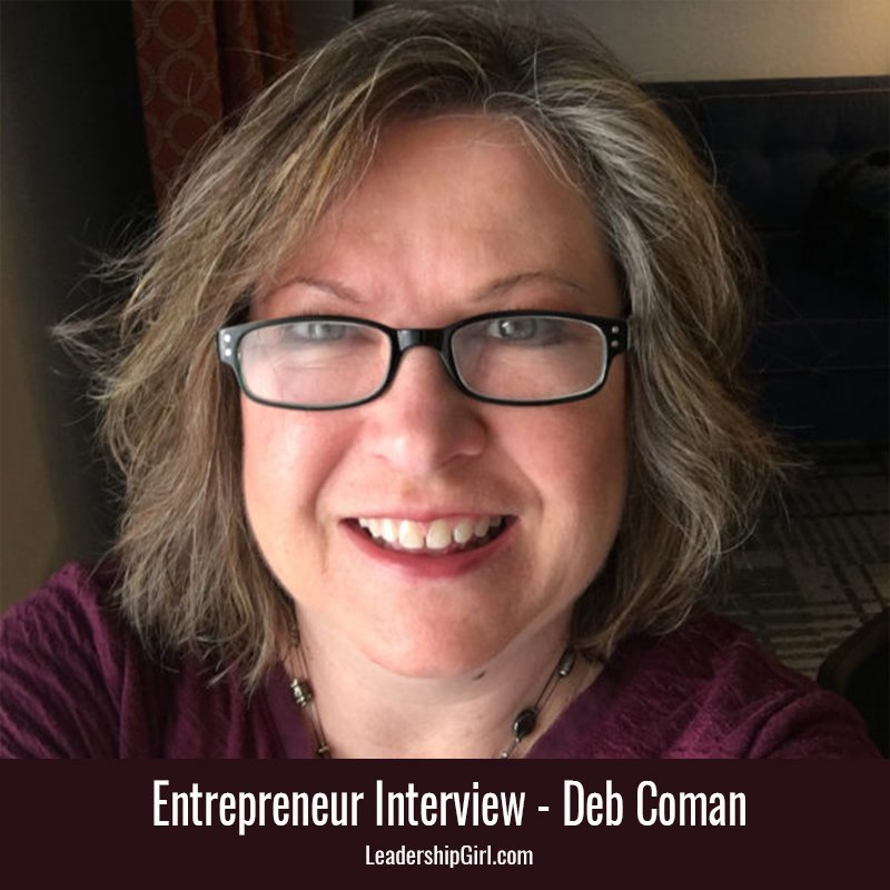 Entrepreneur Interview – Deb Coman