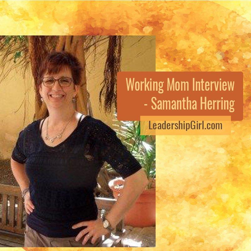 Working Mom Interview – Samantha Herring