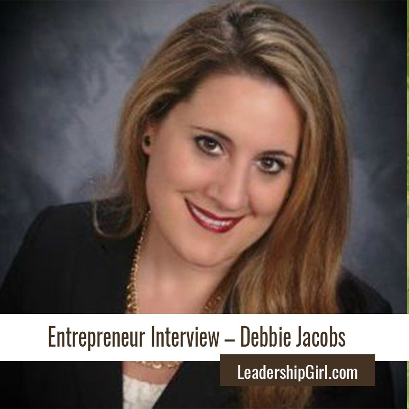 Entrepreneur Interview – Debbie Jacobs