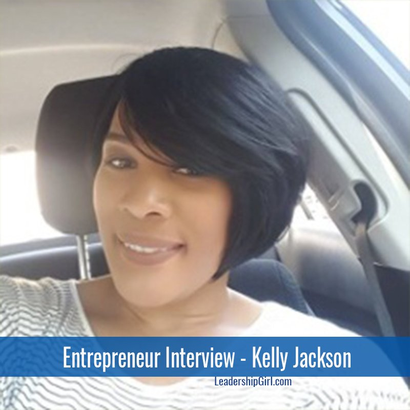 Entrepreneur Interview – Kelly Jackson