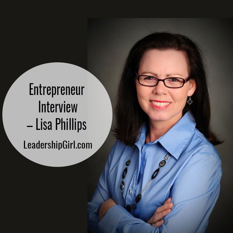 Entrepreneur Interview – Lisa Phillips