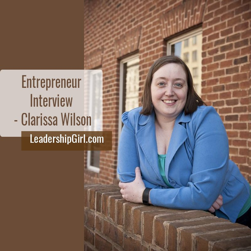 Entrepreneur Interview – Clarissa Wilson