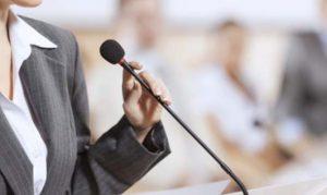 Secrets to Being an Outstanding Public Speaker 2