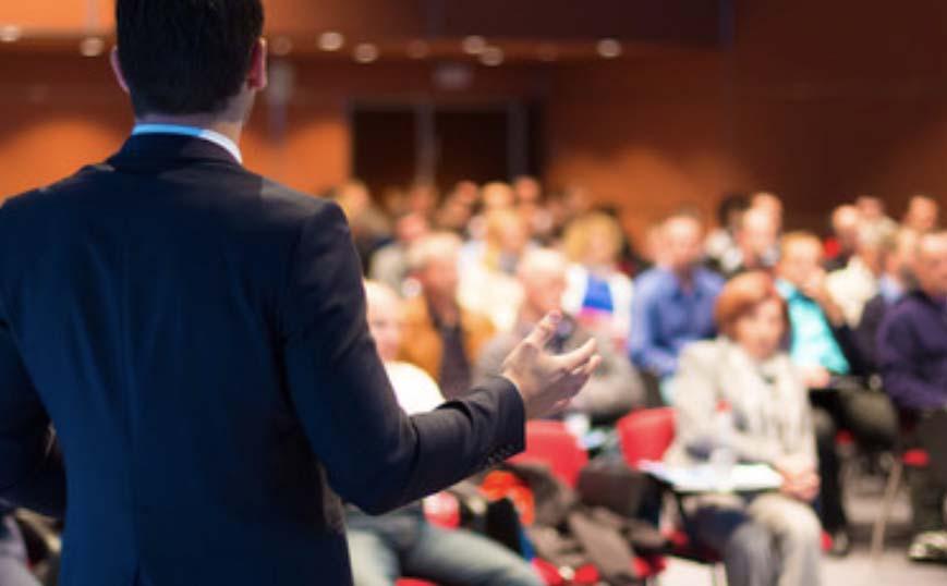 Secrets to Being an Outstanding Public Speaker