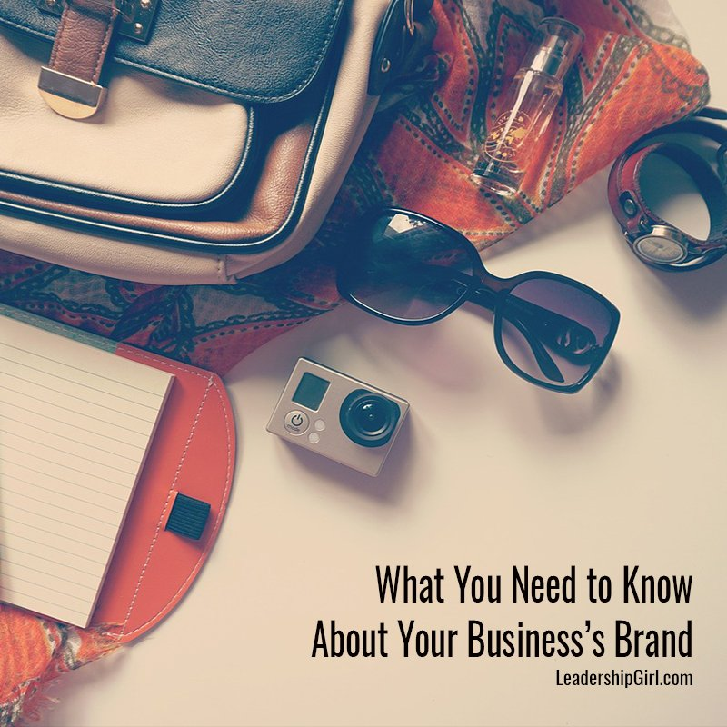 What You Need to Know About Your Business's Brand