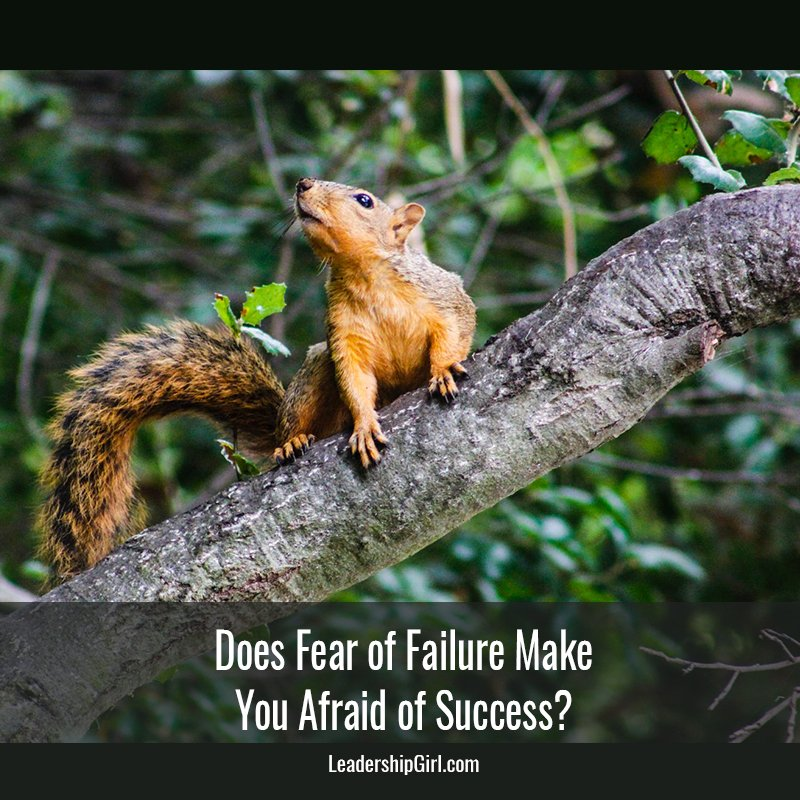 Does Fear of Failure Make You Afraid of Success?