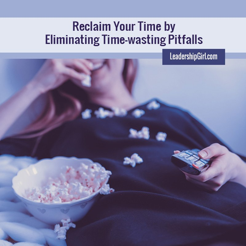Reclaim Your Time by Eliminating Time-Wasting Pitfalls