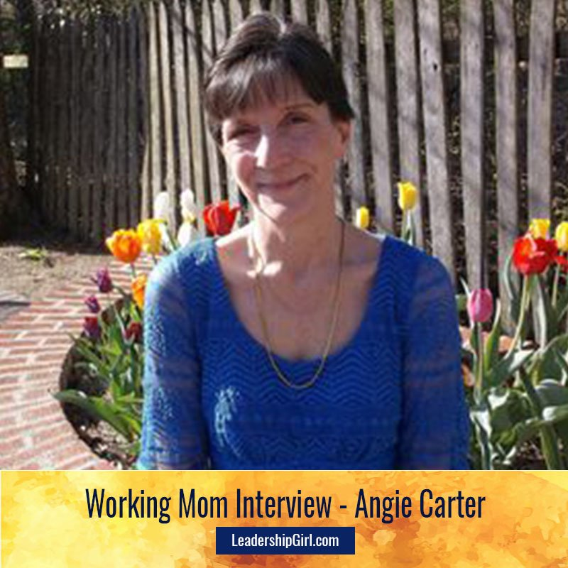 Working Mom Interview – Angie Carter
