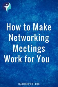 networking meetings
