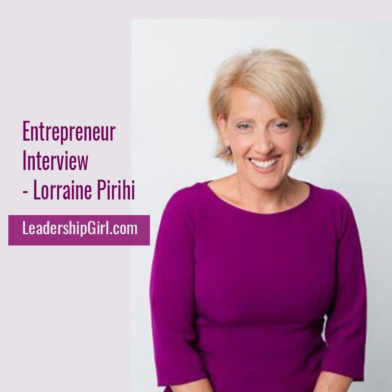 Entrepreneur Interview – Lorraine Pirihi