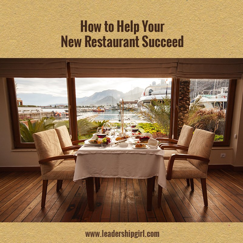 How to Help Your New Restaurant Succeed