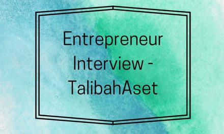 Entrepreneur Interview – TalibahAset