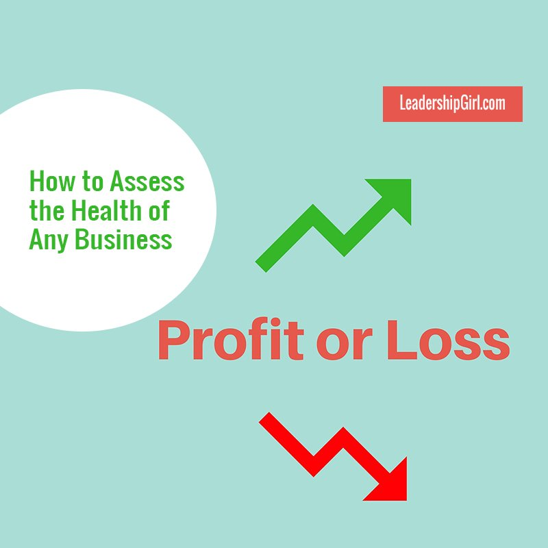 How to Assess the Health of Any Business
