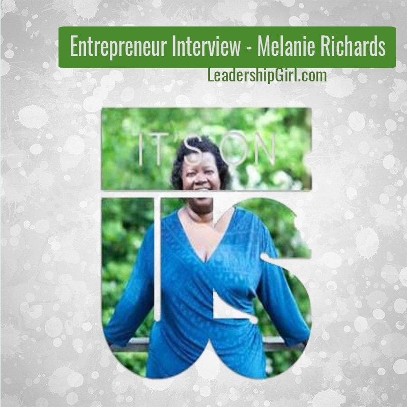 Entrepreneur Interview – Melanie Richards