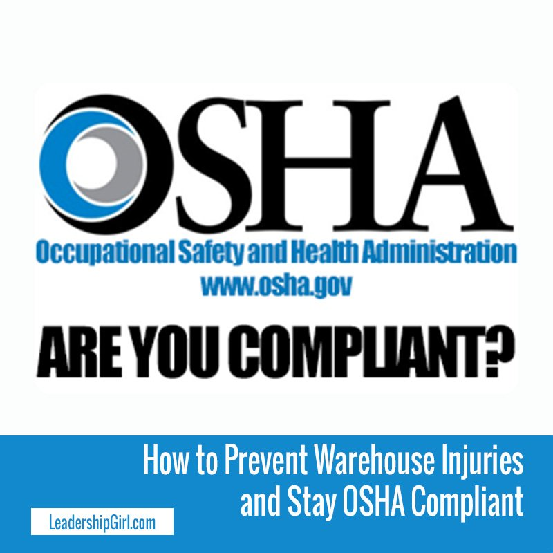 How to Prevent Warehouse Injuries and Stay OSHA Compliant