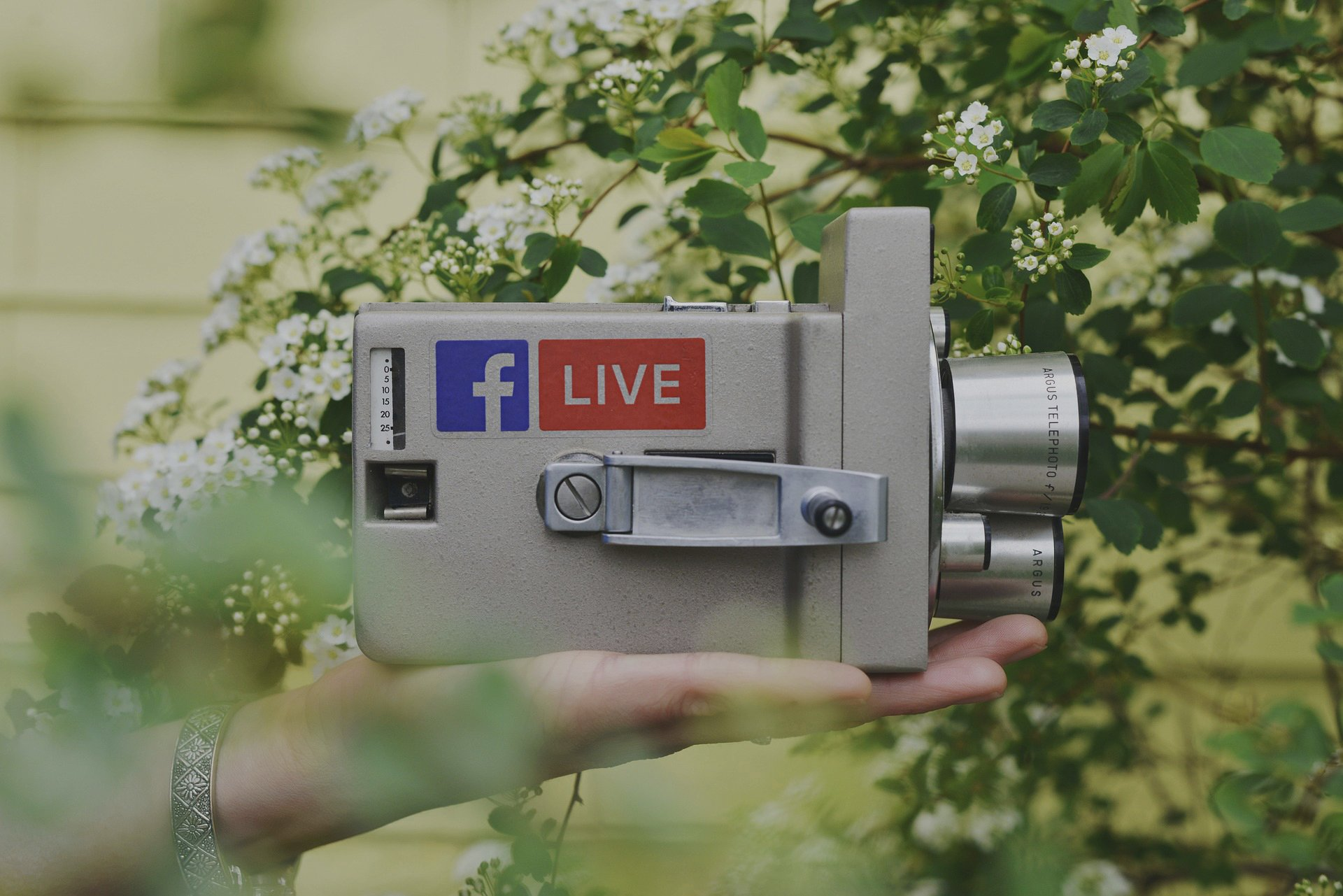 Why Facebook Live Videos are a Powerful Marketing Tool