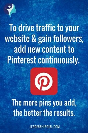 How to Use Pinterest and Pinterest Logo Graphic