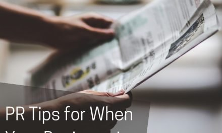 PR Tips for When Your Business is Facing a Crisis
