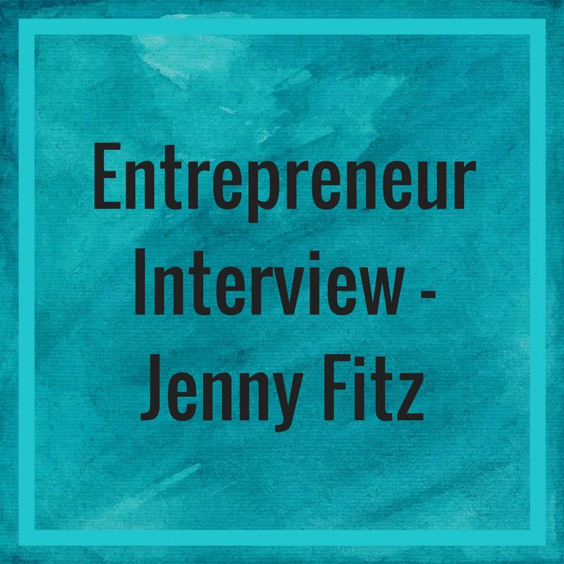 Entrepreneur Interview – Jenny Fitz