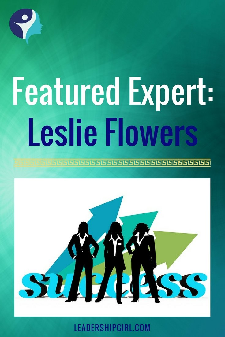 Featured Expert: Leslie Flowers