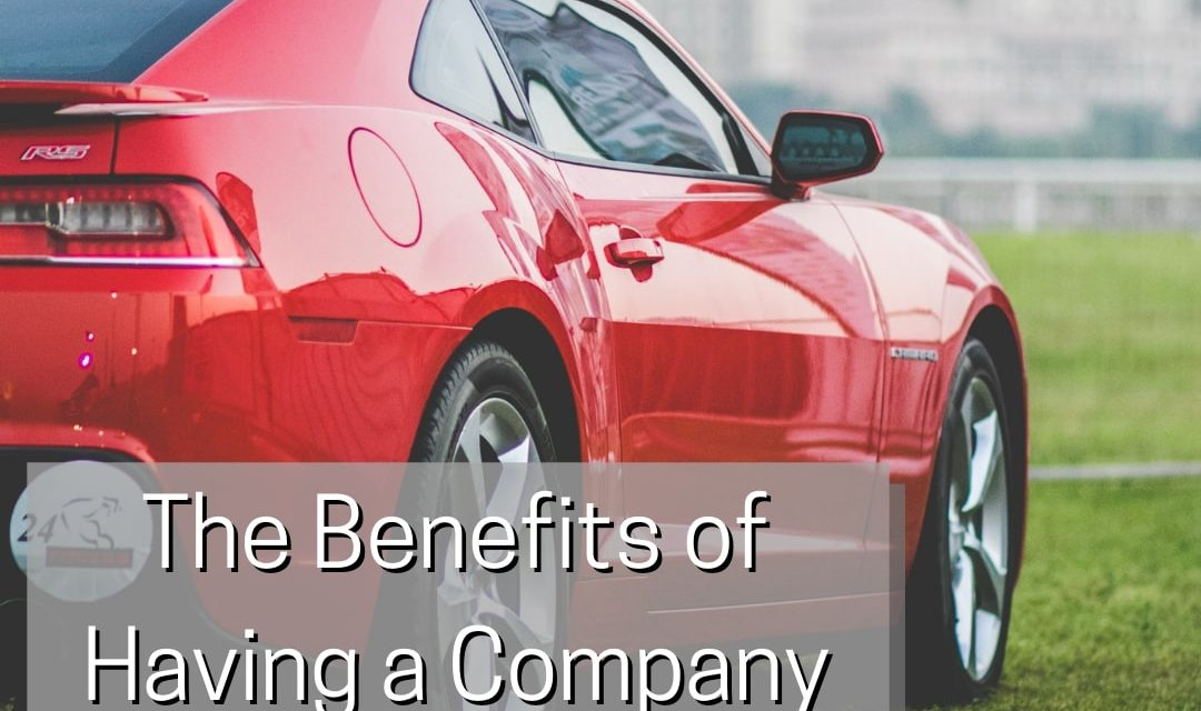 The Benefits of Having a Company Vehicle