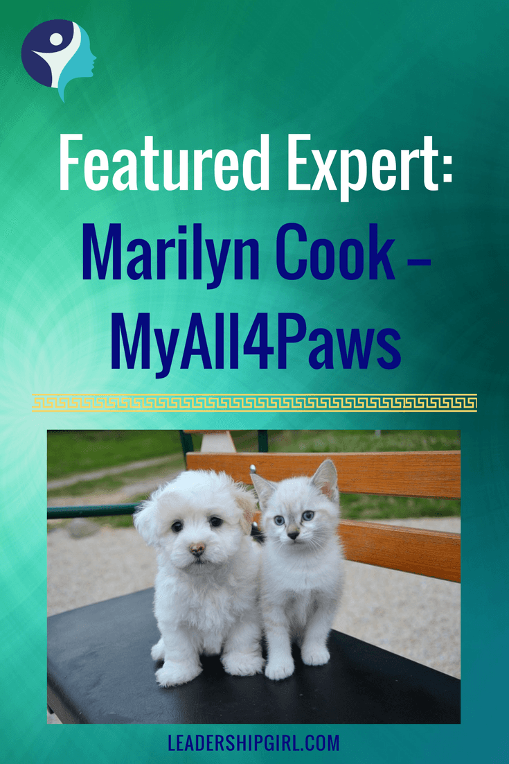 Featured Expert: Marilyn Cook
