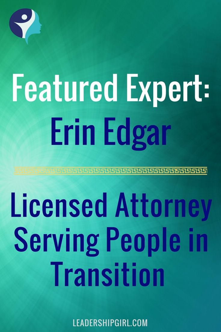 Featured Expert: Erin Edgar