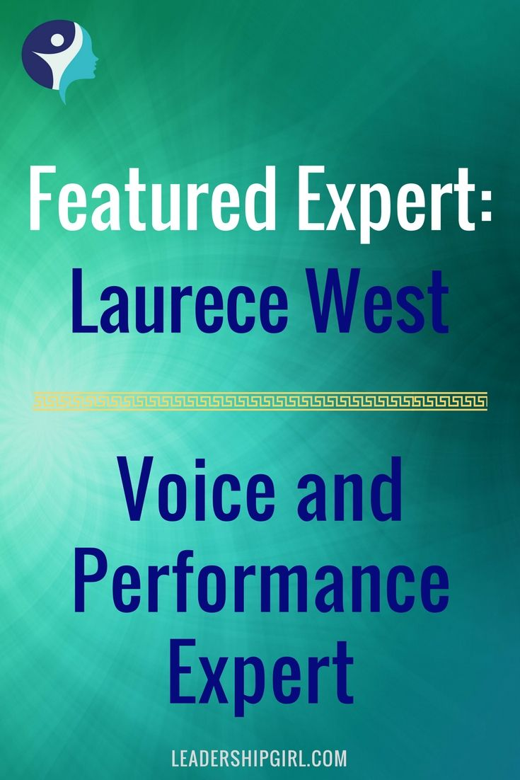Featured Expert: Laurece West