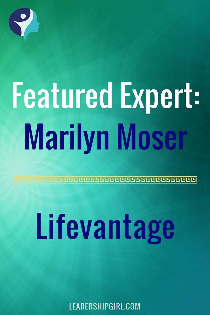 Featured Expert: Marilyn Moser