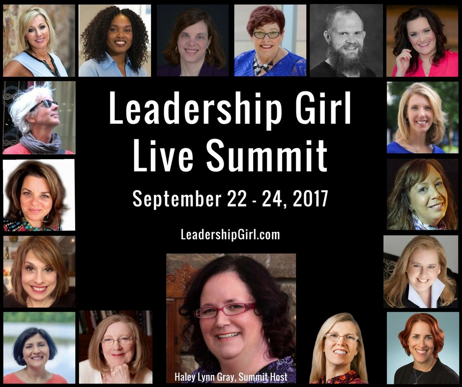 Announcing the First Annual Leadership Girl Live Summit