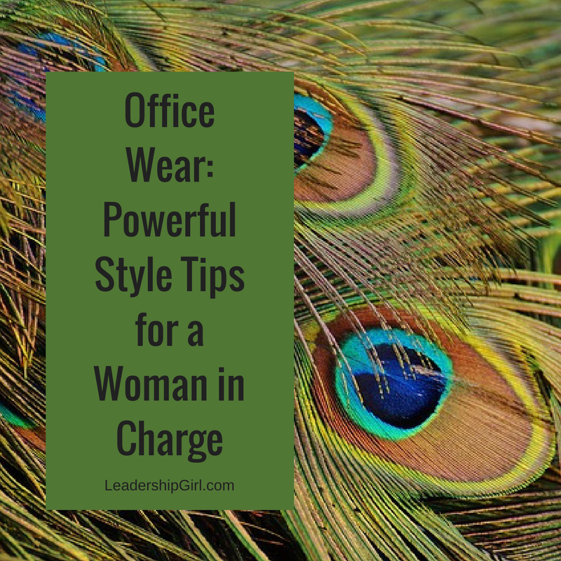 Office Wear: Powerful Style Tips for a Woman in Charge