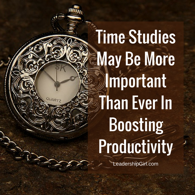 """Time Studies May Be More Important Than Ever In Boosting Productivity"" Intricate Pocket Watch"