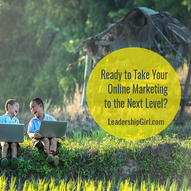 Ready to Take Your Online Marketing to the Next Level?