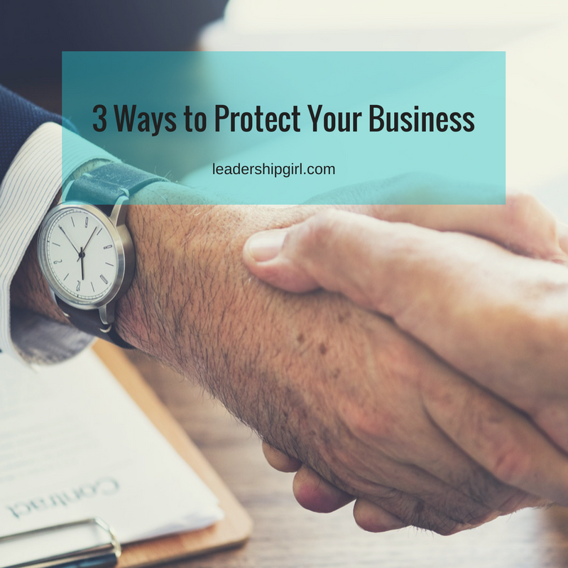 3 Ways Business Owners Protect Themselves from Life's Catastrophes